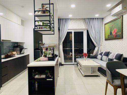Cho thuê căn hộ Xi Grand Court 2 phòng ngủ 80m2, full nội thất giá 18 triệu/tháng